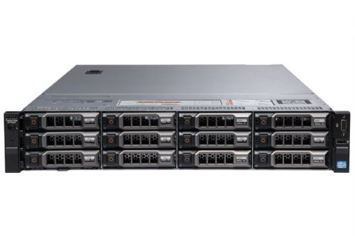 DELL PowerEdge R720 Storage Server Dual 8-Core E5-2660 / 16TB Storage / 48GB RAM